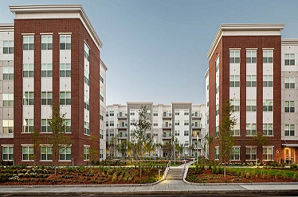 Atmark - Phase II, Cambridge, MA